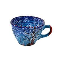 Чашка керамическая 500 мл (ручная работа) 225