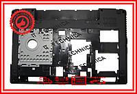 Нижняя часть (корыто) Lenovo G580, G585 без HDMI Черный Версия 2
