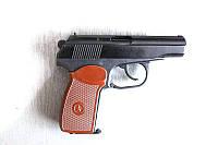 """Сигнально шумовой Пистолет Макарова МР 371 """"с бородой"""""""