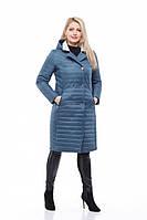 Качественное удлиненное пальто Ким рр. 44 - 54, фото 1