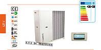 LZTi - тепловые насосы «воздух-вода» с компрессорами с преобразователем постоянного тока и УВП