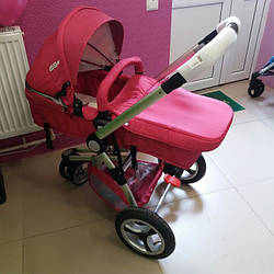 Дитяча коляска-трансформер Bambi (809-3)