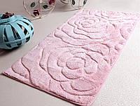 Коврик для ванной Irya Pretty розовый (70x120 см.)