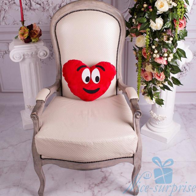 подушка Emoji