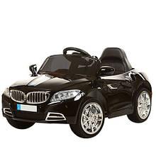 Детский электромобиль BMW M 3150 EBRS черный, крашеный, колеса EVA, амортизаторы, двери на кнопке, пульт 2.4G