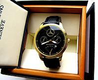 Наручные часы Mercedes-Benz. Мужские часы. Наручные часы. Красивые мужские часы, фото 1