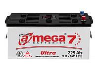 Аккумулятор A-MEGA ULTRA (M7) 6СТ-225-А3 Flat