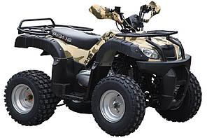 Квадроцикл Shineray HARDY 200U Пустынный камуфлях