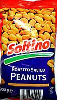 Соленые орешки Soltino Peanuts 500h.