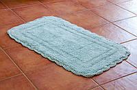 Коврик для ванной Irya Sahra голубой  (70x120 см.)