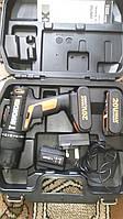 Ударный шуруповерт WORX привезен из Англии 20v, фото 1