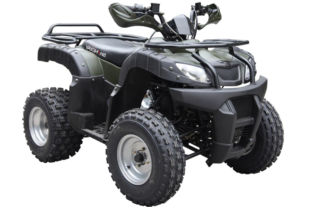 Квадроцикл Shineray HARDY 200U Хакі камуфляж