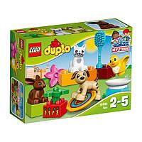 Конструктор LEGO DUPLO Домашние животные 15 деталей (10838)