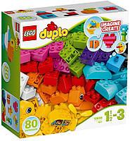 Конструктор LEGO DUPLO Мои первые кубики 80 деталей (10848)