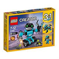 Конструктор LEGO Creator Робот-исследователь 205 деталей (31062)