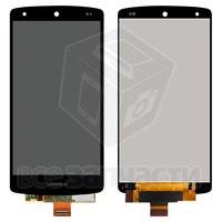 Дисплейный модуль для мобильного телефона LG D820 Nexus 5 Google, черный, original (PRC)