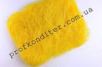 Сизаль цвет Желтый