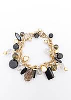 Женский браслет полудрагоценными камнями