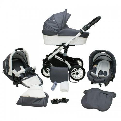 Детская коляска MIKRUS PLAUDI II 2 в 1 05 - Интернет-магазин детских товаров  и d0b1ac6dfbb