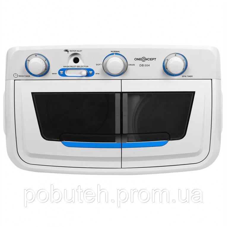 Мини стиральная машина с сушкой ONECONCEPT DB004