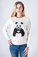 Свитшот «Влюбленная панда»