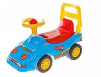 """Детская игрушка """"Автомобиль для прогулок ЭКО ТехноК"""" синий"""
