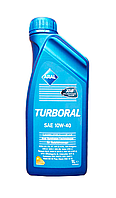 Масло моторное ARAL Turboral 10W40, 1л