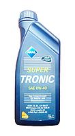 Масло моторное  Super Tronic 0W40, 1л