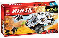 """Конструктор Bela Ninja 10523 """"Внедорожник титанового ниндзя"""""""