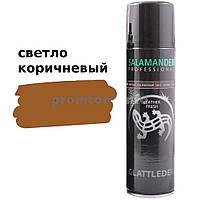 Краска для гладкой кожи Salamander Pro-fessional Leather Fresh 250ml (006 светло-коричневый)