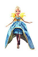 Куклы и пупсы «WinX club» (IW01161403) поющая принцесса Стелла, 27 см