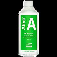 Alive A - универсальное органическое средство для уборки любых помещений и поверхностей