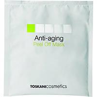 Маска - лифтинг для лица Toskani Anti-Aging Peel off mask 30g