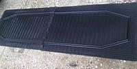Коврики резин.2 или 3 ряд сидений черные  LUX 89752 (2шт) 1460/430mm