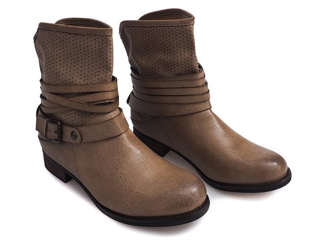 Женские ботинки Syrah KHAKI