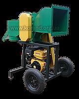 Веткоизмельчитель (рубительная машина) РМ-90Д с двигателем Weima