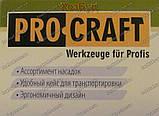 Гравер PROCRAFT PG400 (гибкий вал), фото 2