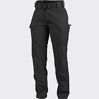Штаны женские UTP® - PolyCotton Ripstop - черные ||SP-UTW-PR-01