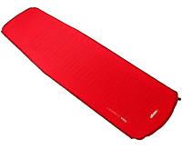 Комфортный туристический коврик Vango Trek 3 Standard Red  923189 красный