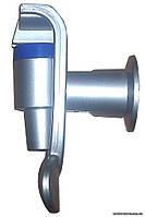 Кран холодной воды без гайки (серый)