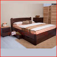 Кровать деревянная  София (Олимп)