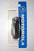 Гарнитура проводная Motorola V3 stereo