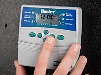 Контроллер ELC-401i-E на 4 зоны для внутренней установки с трансформатором (пульт управления автоматическим поливом)