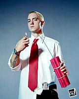 Постер глянцевый - Eminem / Еминем, 60x75 см