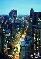 Постер глянцевый - Городское фото, 60x88 см