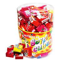 Софти Кубик Банка жевательные конфеты