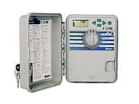 Контроллер X-CORE XC-601-E на 6 зон для наружной установки с трансформатором (пульт управления автоматическим поливом)