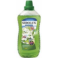 Жидкость для уборки в доме Sidolux Universal (лилия) 1000 мл.