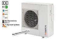 """LRi - тепловые насосы """"воздух-вода"""", оборудованные компрессорами с преобразователем"""
