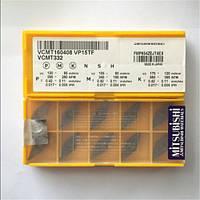 Твердосплавные пластины сменные для резцов VCMT160408 VP15TF MITSUBISHI